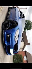 BMW 4 Series Front Lip / Splitter Gloss Black F32 F33 F36