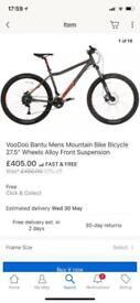 (New) VooDoo Bantu mountain bike