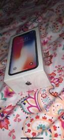 Apple iphone X 10 64GB Space Gray Unlocked Brand New Sealed