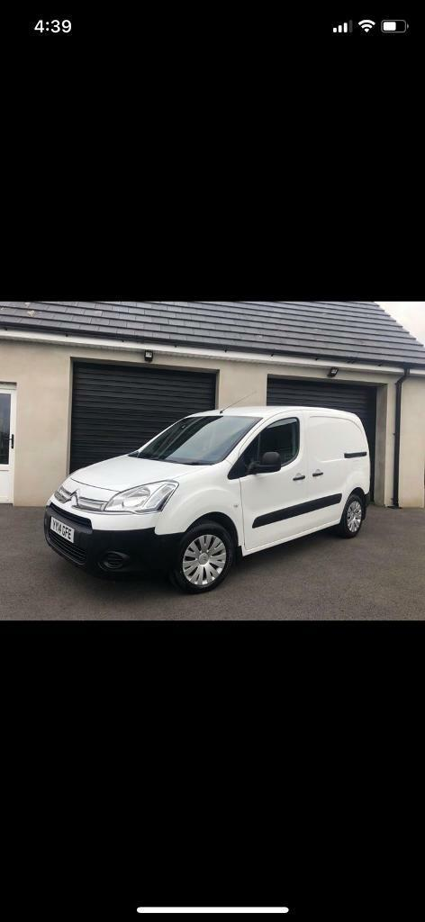 f049b985f7 2014 Citroen Berlingo 1.6 HDI ... NO VAT...