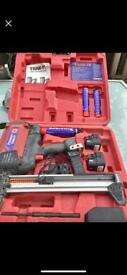 Power trak it nail gun