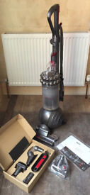DYSON UPRIGHT VACUUM, BIG BALL, with cleaning kit/instruction booklet