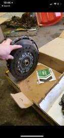 Astra vxr clutch and pressure plate