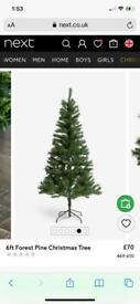 Next 6ft Christmas Tree