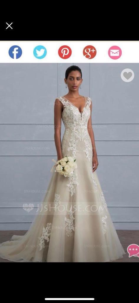 Brand New Still Labelled Wedding Dress 300ono In Southampton