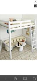 Bed lofted