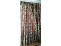Heavy Curtains Fully Lined 90 x 90