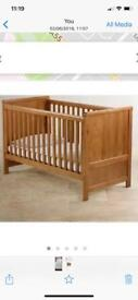 Baby cot / Toddler cot