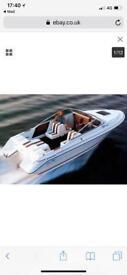 Searay Speed boat