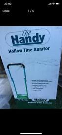 Handy hallow time lawn areoltor