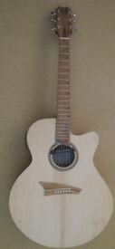 Handmade Sorrentino Acoustic Jumbo Guitar