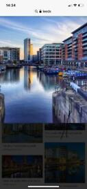 1 bed flat wanted in leeds