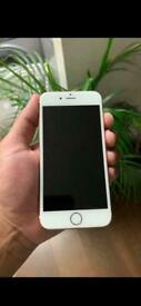 iPhone 6s rose gold 64gb unlocked. Excellent condition
