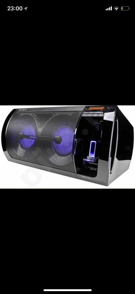Sony pound speaker