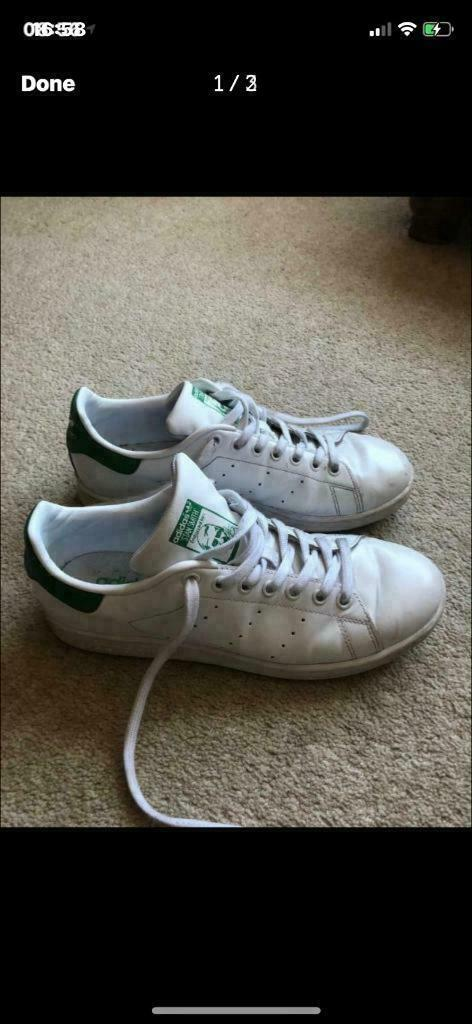 half off 3290d d629f Adidas Stan Smith 7.5   in Southampton, Hampshire   Gumtree