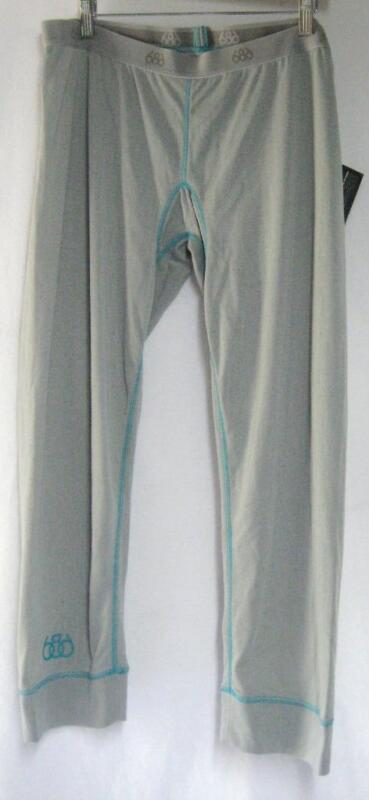 686 Midmesh First Layer Ladies Pant Size: XL Gray NEW