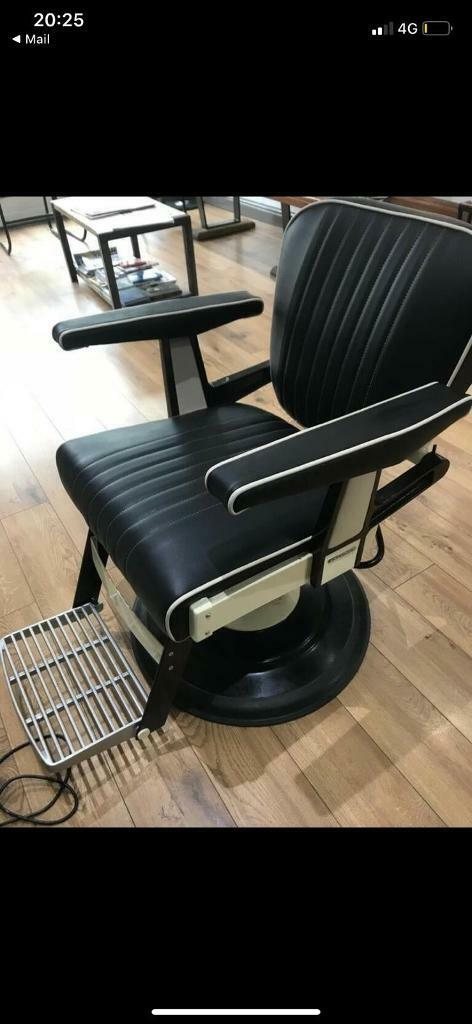 Belmont Dainty Barbers Chairs In Bawtry South Yorkshire