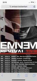 Eminem - London Twickenham 14/07/2018