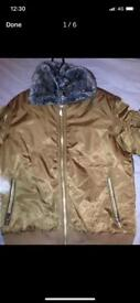 Size M glorious gangster bomber jacket