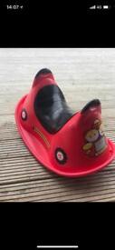Fire engine rocker