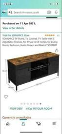 Lovely tv cabinet brand new