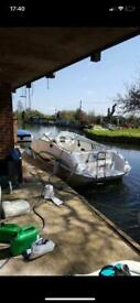 40 ft boat mooring for rent - no liveabourds