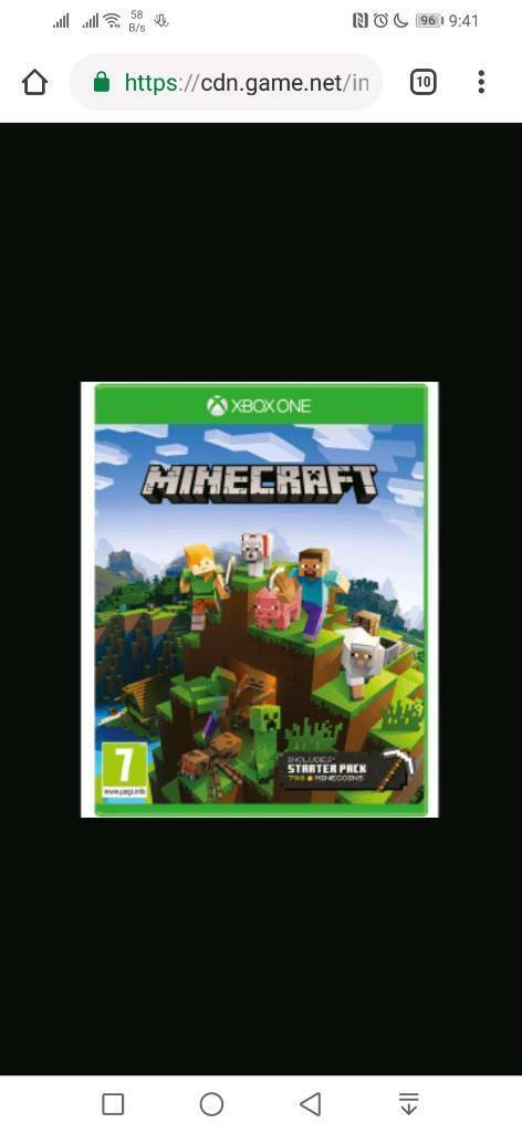 Minecraft starter pack for xbox one   in East End, Glasgow   Gumtree