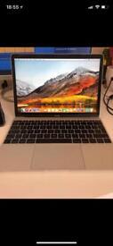 """MacBook 12"""" 2015 1.1Ghz Silver"""