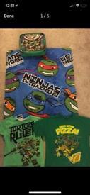 Teenage mutant ninja turtles bundle