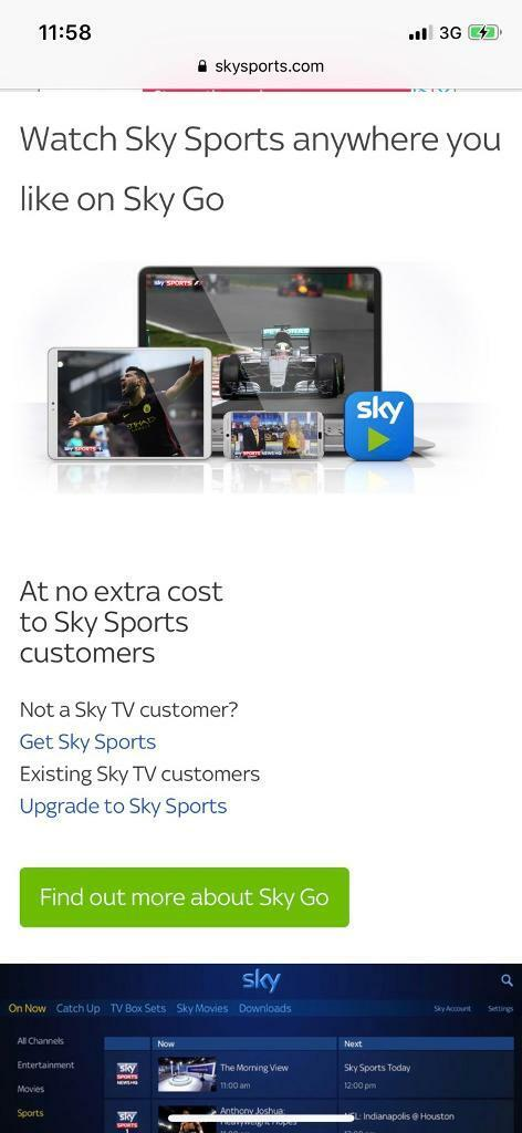 Sky go account 12 months   in Blackburn, Lancashire   Gumtree