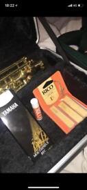beginners saxophone