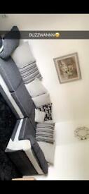 Corner sofa read discription!!!