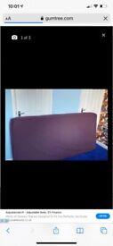 Single memory foam mattress and duvets FREE!!!