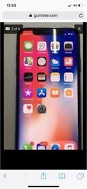 APPlE IPHONE X *FOR SALE* SPACE BLACK