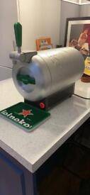 Krups Heineken beer machine
