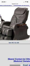 Classic Italian Massage Chair Model SL-A20