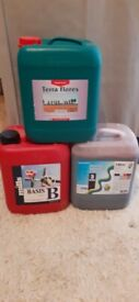 3 Liquid Fertilizers for the garden