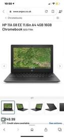 Hp g8 chromebook 2020 model brand new