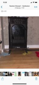 12kw log burner brand new comes with a flu brand new never been lit before open to sensible offers