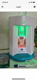 Water dermabrasion deep cleansing hydro bubble facial machine