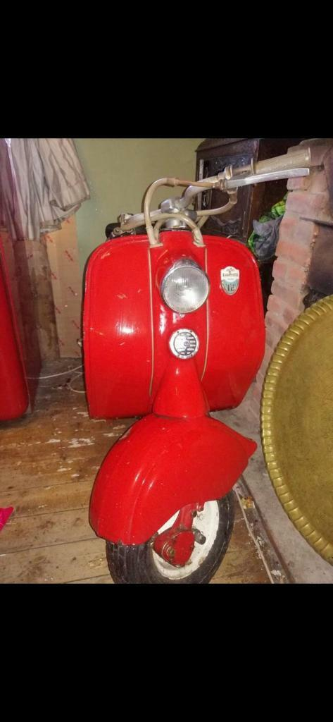 1956 LAMBRETTA 150 LD | IN CLAPHAM, LONDON | GUMTREE