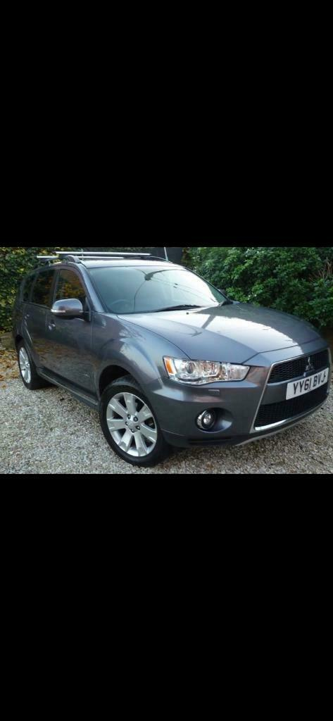 Mitsubishi Outlander GX4 Top Spec | in Falkirk | Gumtree