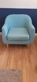 Made brand armchair