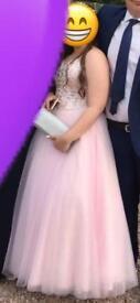 Stunning Pearl Pink Prom Dress