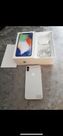 iPhone X unlocked 64gb like new