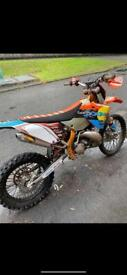 Ktm 200 exc on road off road 2011 v5 included