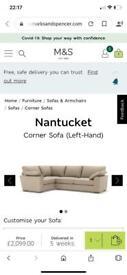 Wanted Nantucket sofa