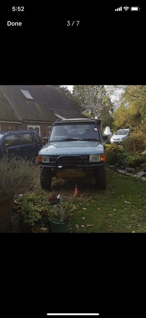 Land Rover Discovery >> Land Rover discovery | in Fordingbridge, Hampshire | Gumtree