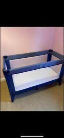 Baby travel bed mattres