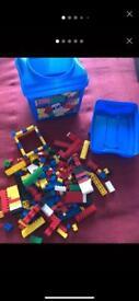 Lego mega blocks